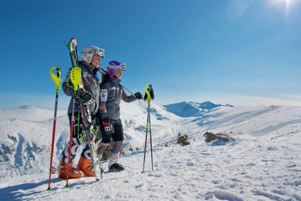 Лыжные пакеты